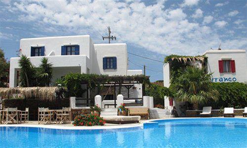 Hotel Mediterraneo in Ios Chora - agoda.com