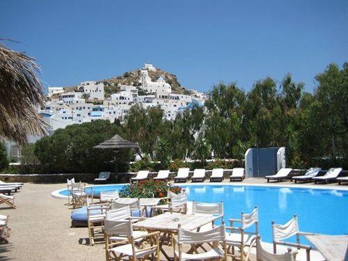 Sal Anghessa - General Manager - Hotel Mediterraneo Ios ...