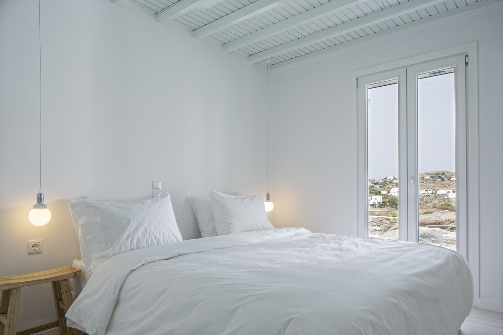 Hotel aether boutique stay cicladi mykonos glastros for Boutique stays accommodation