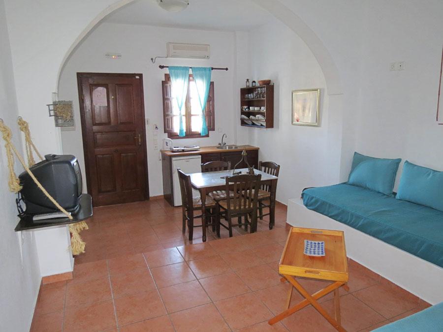 appartamento appartamenti anna cicladi santorini kamari